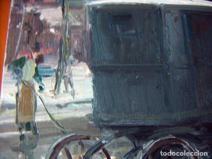 Arte: Pintura al oleo de JUAN SOLER CON MARCO - Foto 7 - 110642963