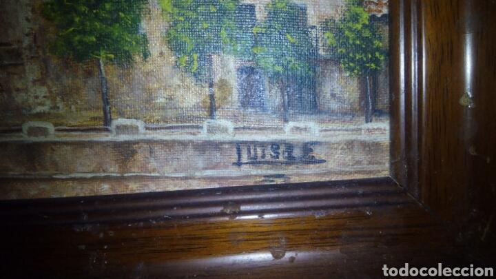 Arte: Oleo sobre lienzo. firmado - Foto 2 - 110841310