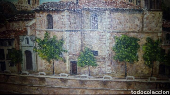 Arte: Oleo sobre lienzo. firmado - Foto 3 - 110841310