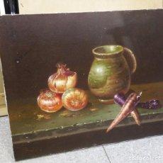 Arte: CUADRO BODEGÓN BONET.. Lote 111035887