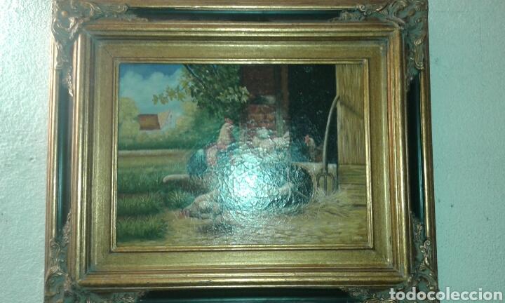 PINTURA ÓLEO SOBRE TABLA 50X60 CM (Arte - Pintura - Pintura al Óleo Moderna sin fecha definida)