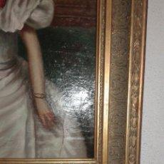Arte - Pintura óleo sobre tabla.80x70 cm - 111242275