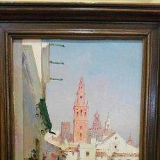 Arte: MANUEL FERNANDEZ. CARMONA (1927). Lote 111265643