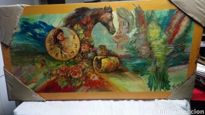 TRIPTICO 3 EN 1 (Arte - Pintura - Pintura al Óleo Contemporánea )