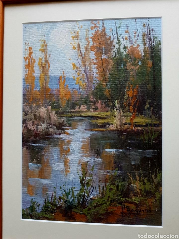 OLEO SADURNI (Arte - Pintura Directa del Autor)