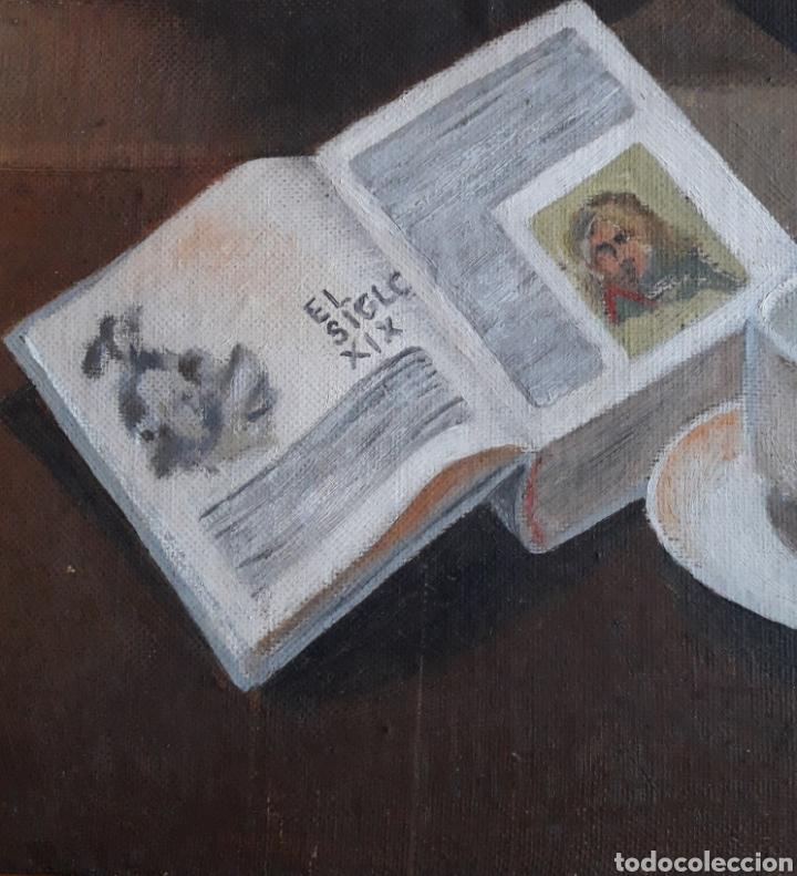 Arte: P. Picco. Óleo. - Foto 2 - 111474666