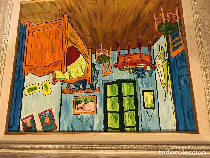 Arte: HABITACION EN ARLES, VAN GOGH - Foto 2 - 111525227