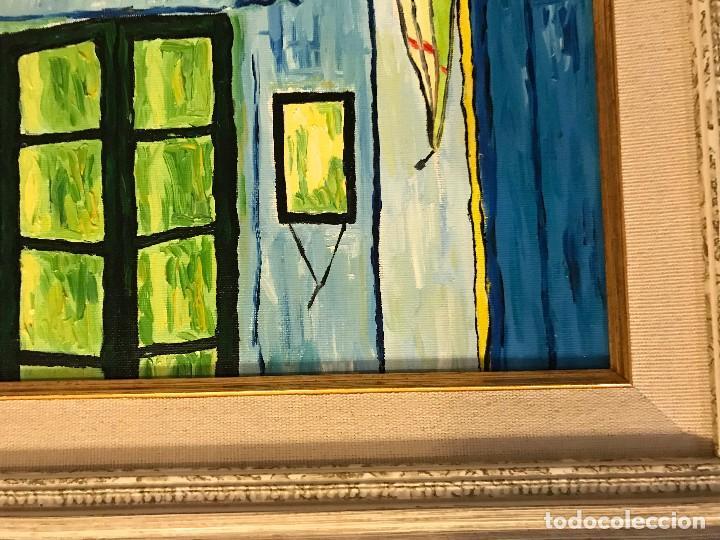 Arte: HABITACION EN ARLES, VAN GOGH - Foto 3 - 111525227