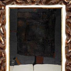 Arte: MIGUEL TORNER DE SEMIR - 1ER MIL.LENARI, ÓLEO Y MATERIA SOBRE TELA ARPILLERA.. Lote 111610627