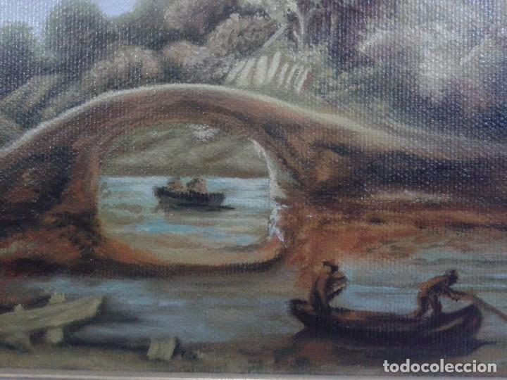 Arte: OLEO SOBRE LIENZO FIRMADO - Foto 5 - 111788683