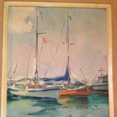 Arte: CUADRO E. VIAL HUGAS (1910-1999). Lote 111911607