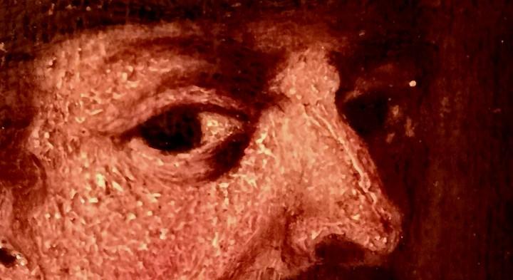 Arte: PINTURA,SIGLO XVIII,POSIBLE RETRATO MIGUEL DE CERVANTES DE JOVEN,AUTOR DE DON QUIJOTE DE LA MANCHA - Foto 11 - 97821879