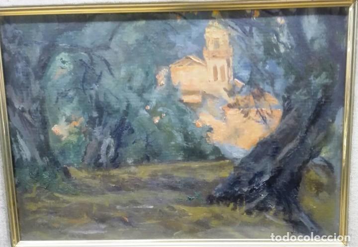 JUAN FUSTER BONIN VALLDEMOSSA (Arte - Pintura - Pintura al Óleo Contemporánea )