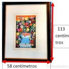 Arte: EL FLORERO DE PETER GLEEN. Lote 112346695