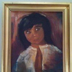 Arte: OLEO SOBRE CAMBAS ENTELADO, ENMARCADO.. Lote 112424539
