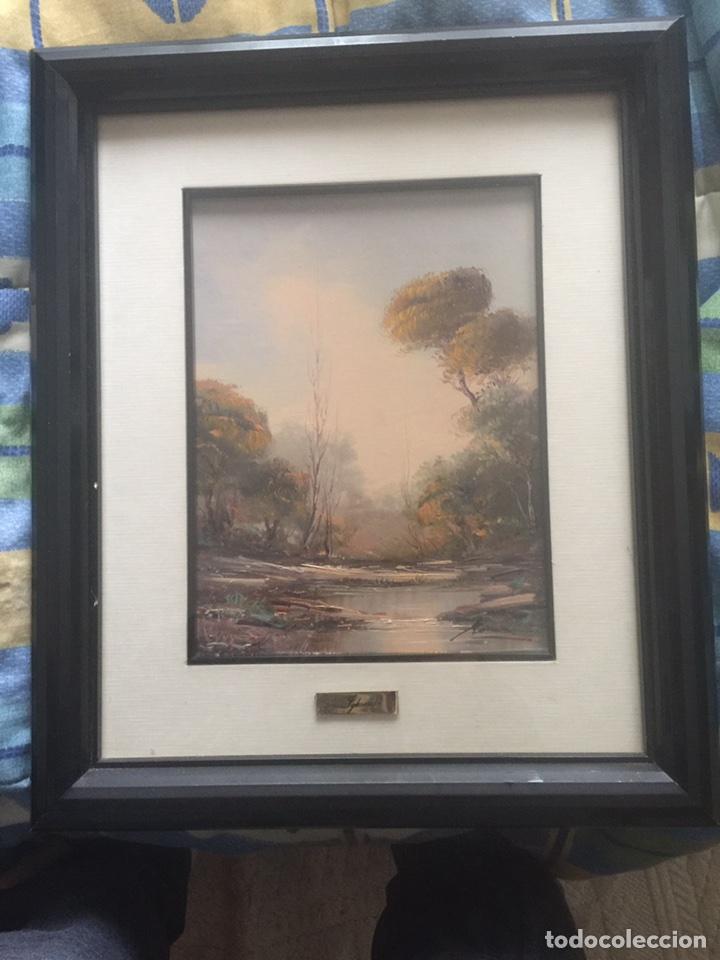 Arte: Pintura al óleo de paisaje - Foto 4 - 112428970