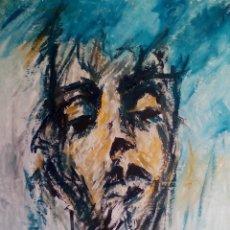 Arte: RAFAEL GALASO,PINTURA SOBRE TELA,OBRA ORIGINAL.FIRMADA. Lote 112467887