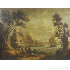 Arte: ESCUELA ITALIANA S.XVIII. Lote 112557263