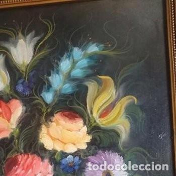Arte: ÓLEO SOBRE TABLA JUAN VIÑAS - Foto 5 - 112723807