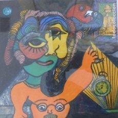 Arte: LUIS LIMÉS AMBRÓS (PONTEVEDRA 1922 - 2011). ELVIRA. Lote 112726935