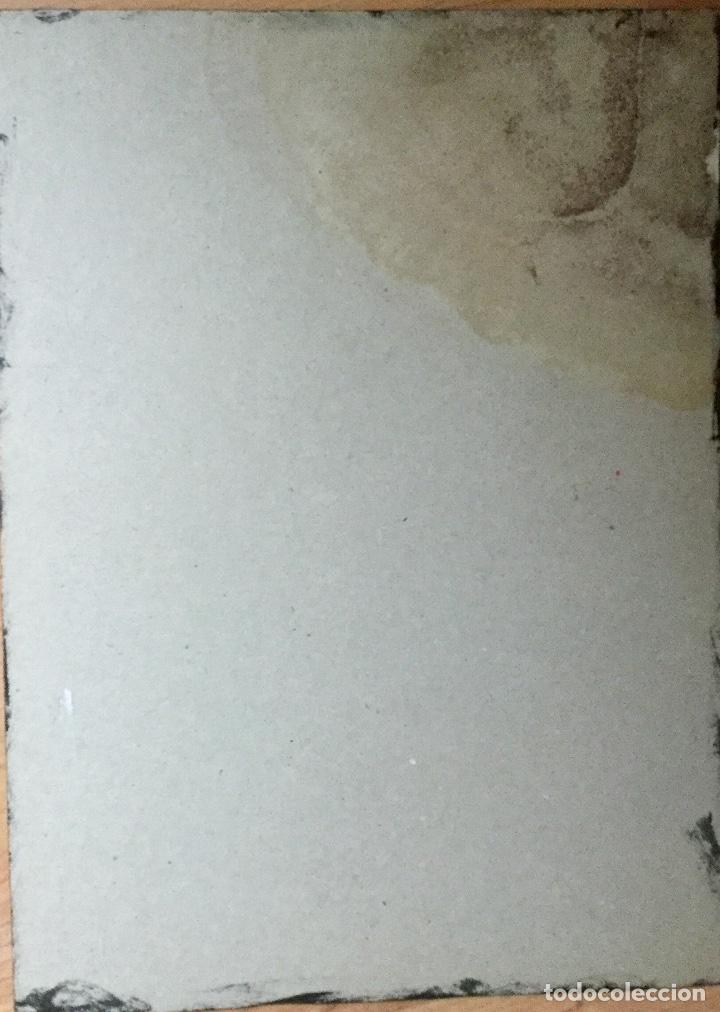 Arte: Óleo con retrato masculino - Foto 5 - 112792671