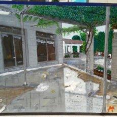 Arte: ANTONI MIRÓ (SEUDONIMO) - OLEO SOBRE TABLERO 93 X 74 - CONCURSO PINTURA 2.014. Lote 112853586
