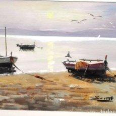 Arte: JORDI SERRAT MARINA. Lote 112857655