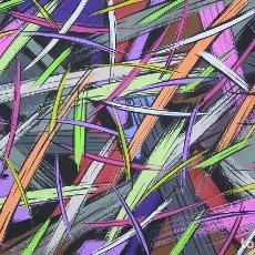 Arte: PINTURA ABSTRACTA RECIENTE DE JOSE SANZ SALA REALIZADA SOBRE TABLERO. Lote 112895939
