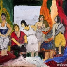 Arte: LOS CORISTAS. Lote 113153851