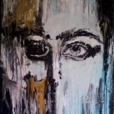 Arte: PINTURA SOBRE TELA ORIGINAL.FIRMADA. Lote 113293479