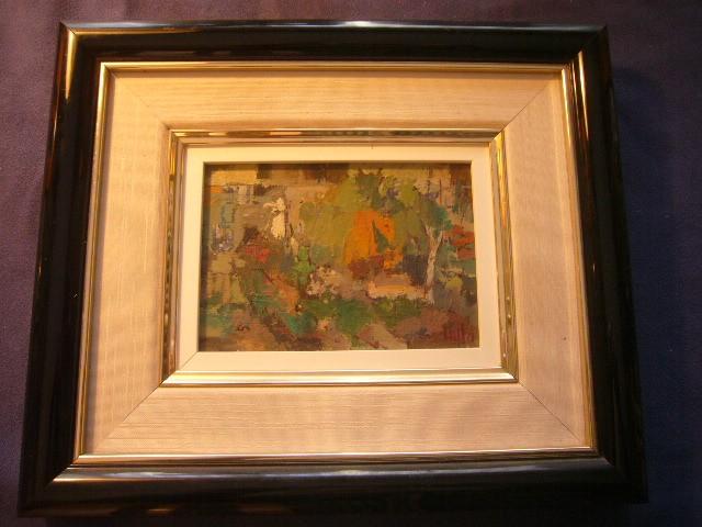 MILLET TORELLADA: - OLEO SOBRE TABLA - (FIRMADO) (Arte - Pintura - Pintura al Óleo Contemporánea )