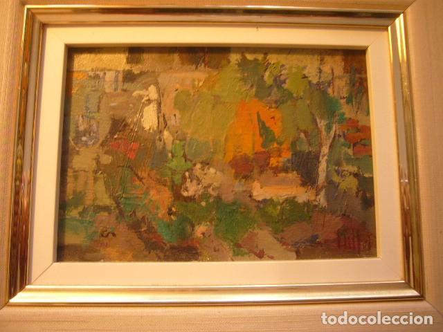 Arte: MILLET TORELLADA: - OLEO SOBRE TABLA - (FIRMADO) - Foto 4 - 113388643