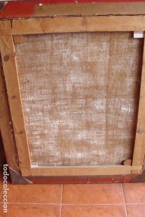 Arte: Óleo sobre lienzo. Bodegón - Siglo XX - Foto 6 - 113580591