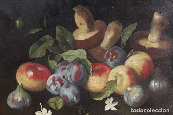Arte: Pintura óleo sobre lienzo natura muerta - Foto 2 - 113726959