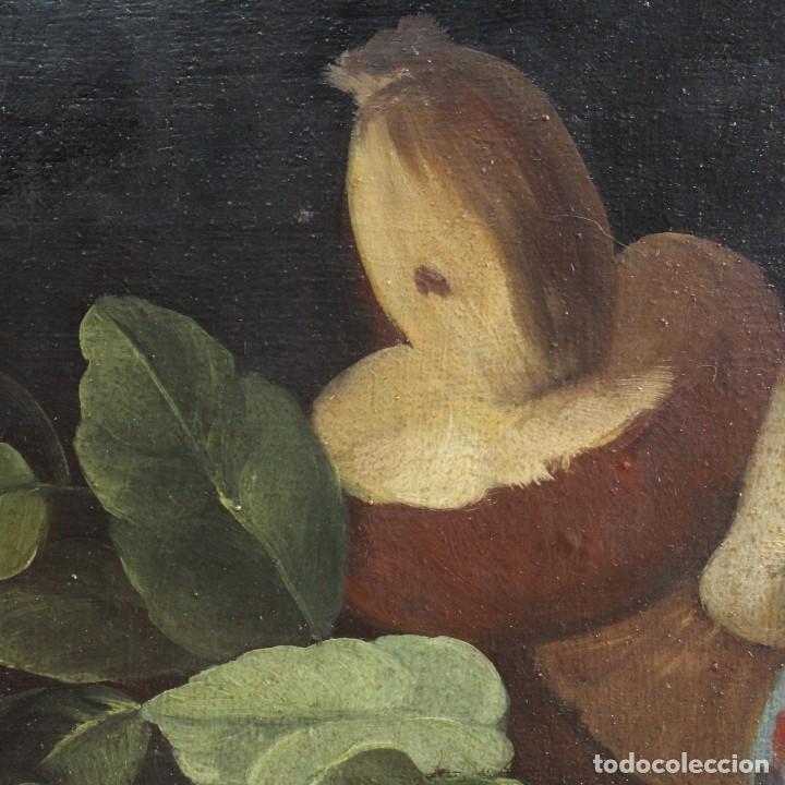 Arte: Pintura óleo sobre lienzo natura muerta - Foto 6 - 113726959