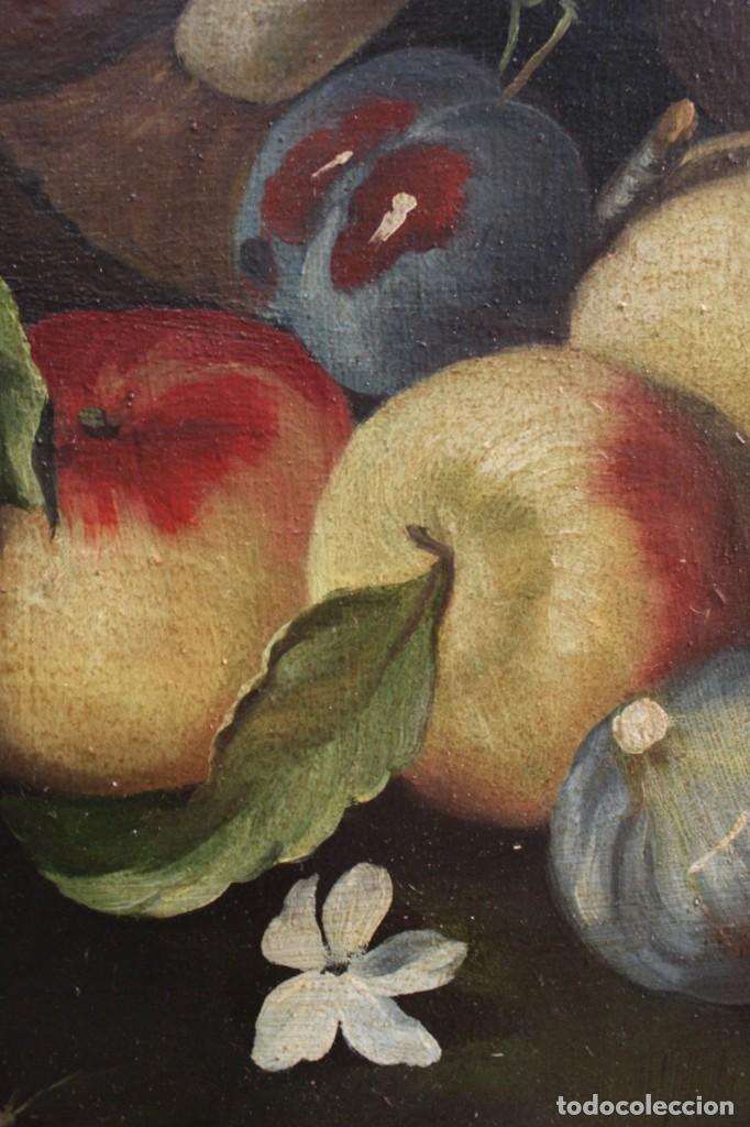 Arte: Pintura óleo sobre lienzo natura muerta - Foto 7 - 113726959