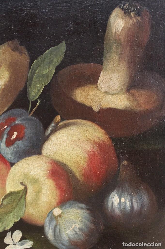 Arte: Pintura óleo sobre lienzo natura muerta - Foto 9 - 113726959