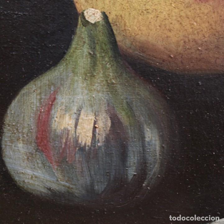 Arte: Pintura óleo sobre lienzo natura muerta - Foto 10 - 113726959