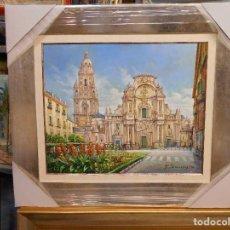 Arte: CATEDRAL DE MURCIA POR F.SANCHIS. Lote 113729883