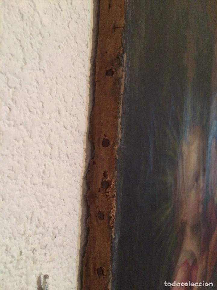 Arte: Oleo san jose (para restaurar) - Foto 15 - 113833264