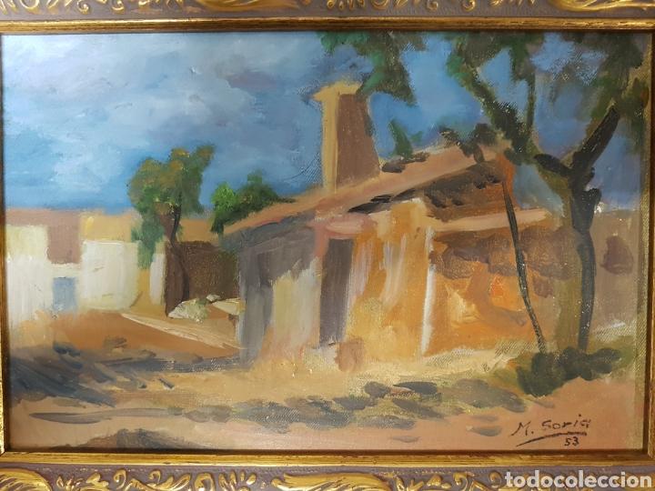 Arte: Óleo original de M.Soria - Foto 2 - 113893987