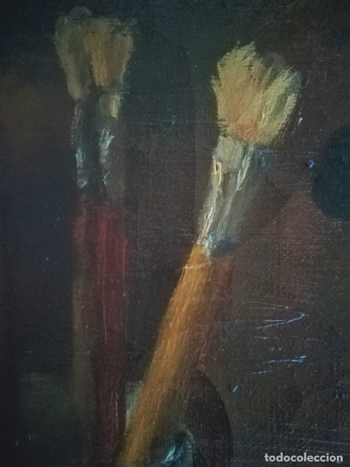 Arte: PINTURA FRANCESA,OLEO SOBRE TELA, PINCELES Y PINTURA, FINALES DEL XIX,IMPRESIONISTA-IMPRESIONISMO - Foto 3 - 114026135