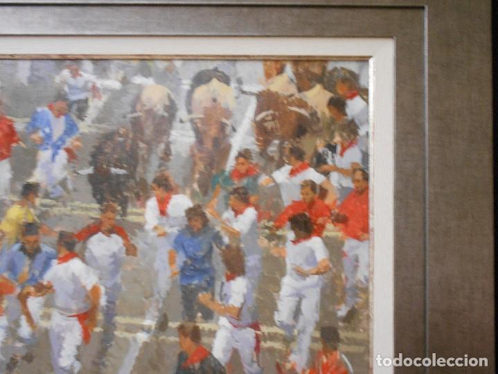 Arte: SAN FERMIN POR PERIÑAS - Foto 3 - 114090243