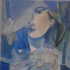 Arte: ROLLÁN LAHOZ, JORDI. PINTOR Y DIBUJANTE NACIDO EN BARCELONA EN 1940. . Lote 114209907