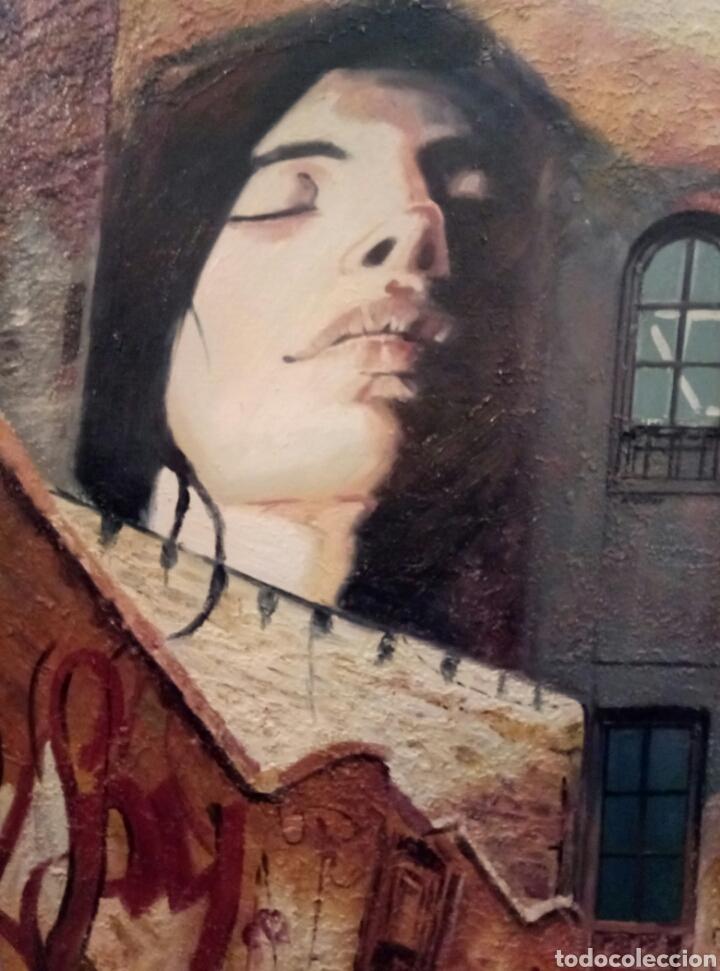 MICHAEL JACKSON, MUERTE DE UN IDOLO DE ANDREASS (Arte - Pintura - Pintura al Óleo Moderna sin fecha definida)