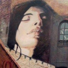 Arte: MICHAEL JACKSON, MUERTE DE UN IDOLO DE ANDREASS. Lote 114658611