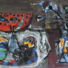 Arte: CUADRO DE ANTONI CLAVE. Lote 114665391