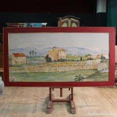 Arte: PANEL ITALIANO DATADO Y FIRMADO 1964 A. CASSONE. Lote 114815119