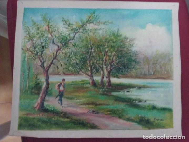 Arte: Oleo lienzo - Foto 4 - 114857927