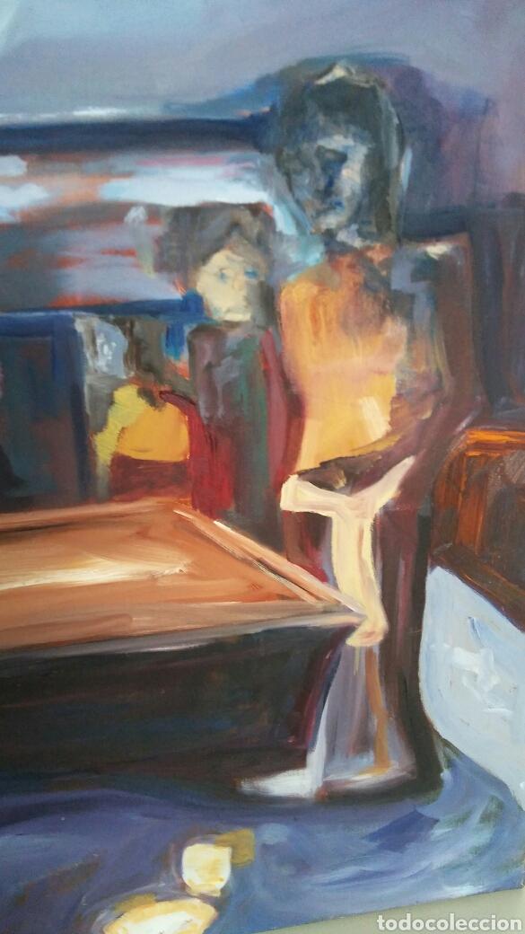 Arte: Pintura moderna - Foto 2 - 114899771